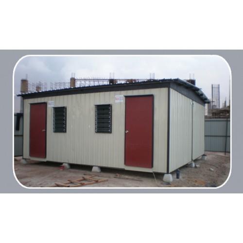 Prefabricated Cabin- Heavy Duty Cabin