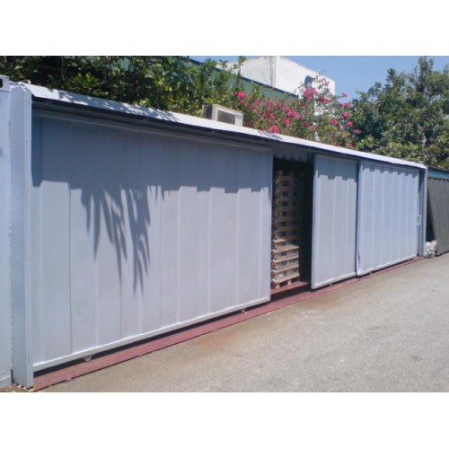 Container Modification- Malaysia Guard House