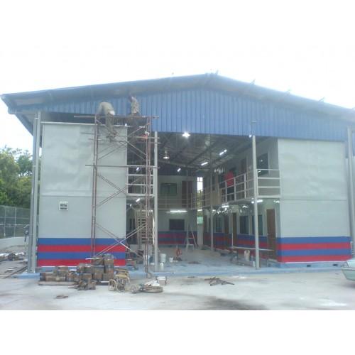 Double Decker Cabin- Malaysia Container & Cabin Supplier