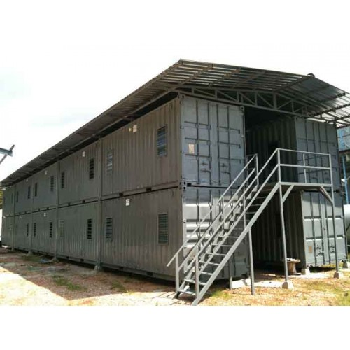 Double Storey Container- Malaysia Cabin Supplier