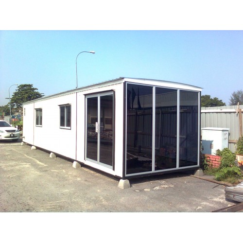 Light Duty Cabin- Cabins & Containers Manufacturers