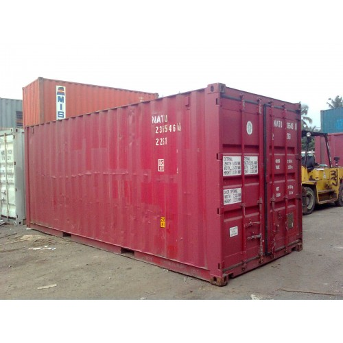 Used Storage Container- Malaysia Container & Cabin