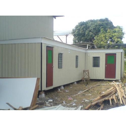 Portable Office Cabin- Malaysia Container & Cabin Supplier