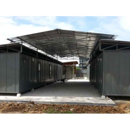 Heavy Duty Labour Quarters Cabin- Malaysia Container